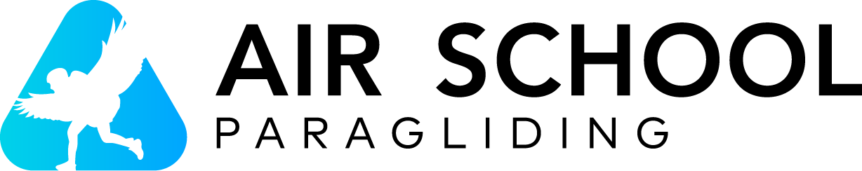 Air School Paragliding Logo