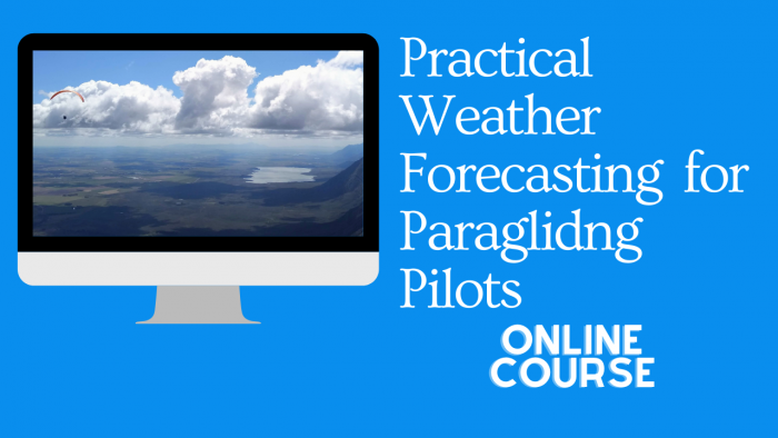 Self study weather forecasting course